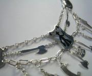 Uhrenketten / Zunftuhrenkette /Schmuckuhrenkette